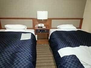 standard twin beds