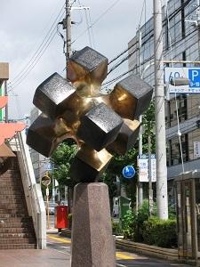 Street sculpture
