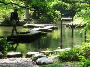 Shrine at Kanazawa