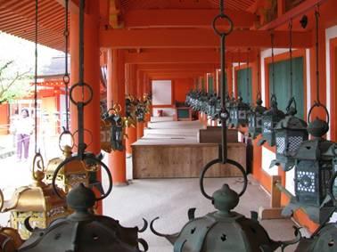 Kasuga Taisha shrine at Nara